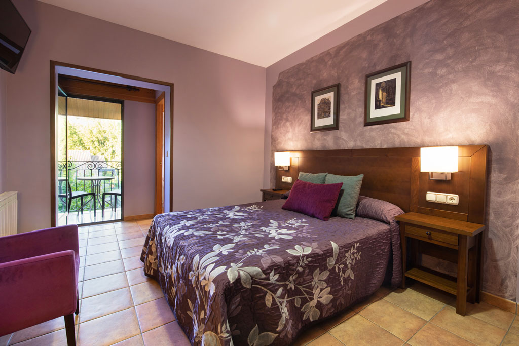 BH 8060 - Double room with balcony